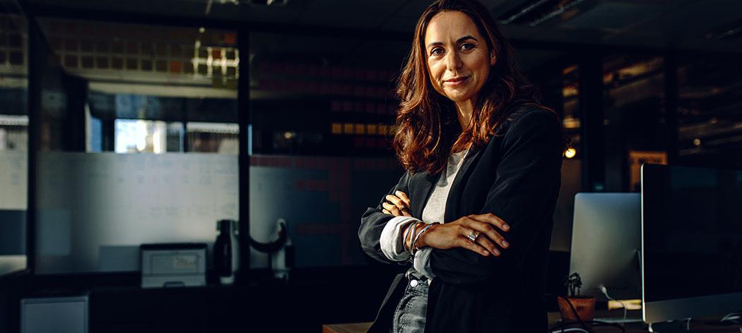 Kvinnelig IT-konsulenter får lavere lønn enn sine mannlige kollegere som IT-ansatt