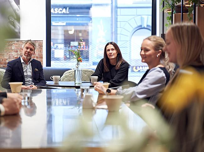 ProData Consult holder møte i Oslo medsamarbeidspartnere