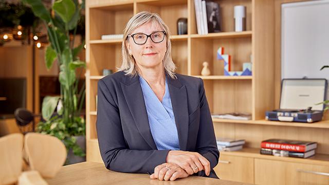 Cathrine Nagell er forretningskonsulent